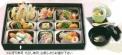 会席パック膳(茶碗蒸し・お吸い物付) 6,000円